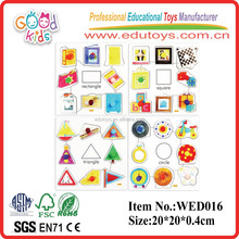 2015 learning shapes set 1 pegged puzzles educational board games
