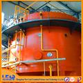 china fabricante de equipos agrícolas de aceite de semilla de algodón del proceso de extracción con la norma iso