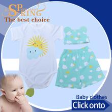Sem mangas sexy verão conjunto bebê recém-nascido lotes bulk roupas BB058