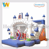 giant inflatable water slide used swimming pool for adult cheap bouncy castle