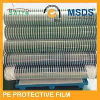 Popular hot sell electrostatic window protective film