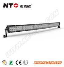 240W Double Row Curved Light Bars DOT Approved led light bar