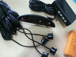 High quality parking sensor system, Fashion LED car parking display built in buzzer alert parking sensor OEM/ODM