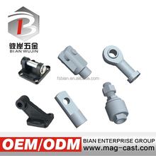 Zinc or aluminum die cast auto parts of auto accessory