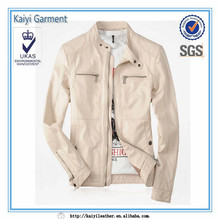 white leather garment importers from japan