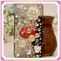 E027 Rhinestone Case For Phone Diamond Bling Cover Fantastic