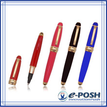 High-end novelty cartridge refill business gift rollor ball pen