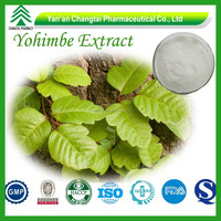High quality pure natural yohimbe bark extract
