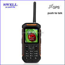 hot sale 2.4inch rugged waterproof IP67 feature mobile phone cheapest price X6
