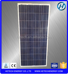 Polycrystalline 100w solar panel price india from alibaba china supplier