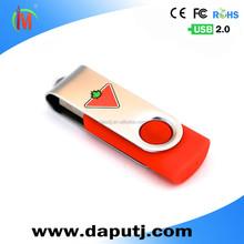 Cheap Metal Swivel USB Flash Drive Free Samples Provider