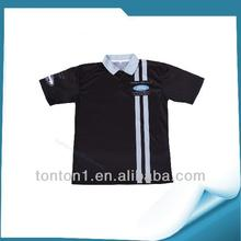 fashion design men polo neck tshirt