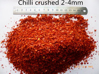 Single Spice Chilli crushed 2-4mm with seeds