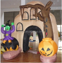 blower inflatable arch commercial halloween decorations