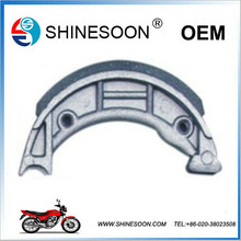Good quality Cheap SM-48096 iron material brake shoes motorcycle
