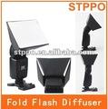 durable multi flash speedlite difusor suave caja para canon 430ex 580ex sb800 nikon