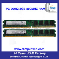 FCC CE RoHS fast delivery best price ram memory ddr2 2gb 800mhz