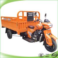 Heavy duty motorcycle three wheel of 300 cc engine