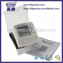 new products 2015 digital wrist type Blood Pressure Monitor CE quality, blood pressure meter