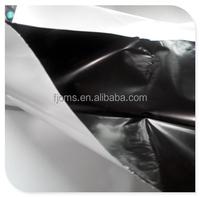 LDPE masking film black/white coex film 2.5m width 0.06mm thickness