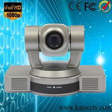 1080P PTZ base 60/50 CMOS sensor 2 mega pixels 30X lens DVI/SDI output video conference camera