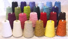 CHENILLE YARN ,acrylic , polyester. cotton viscose ,viscose