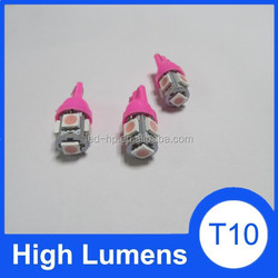 Cheap goods import from China led auto lights t10 5050 5 smd led light