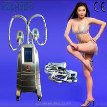 2015 Fat freezing 4 handles cryolipolyse weight loss machine price / cryolipolyse device