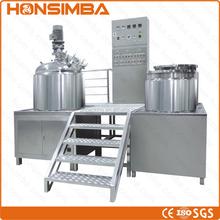 500L milk homogenizing Mixer /emulsifying Mixer machine