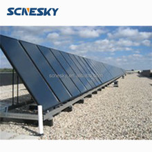 250L Flat Panel Hot Selling Widely Use Cheap Wall Mounted Solar Water Heater