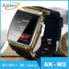 new desigen cheap micro sim card watch phone for iphone