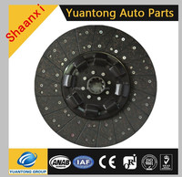 Shacman Heavy Duty Truck Parts Clutch Disc, Clutch Plate DZ1560160020-Q