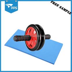 Gym sport equipment/ab wheel/body building