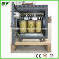 transformador de energía eléctrica a partir de 440v 200v a