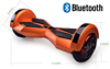 36v led light bluetooth two wheel smart self balance electric scooter hover board Music speaker
