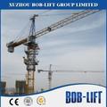 La construcción de la torre de la grúa precio, especificación de la torre de la grúa mini fabricante
