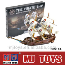 Pirates of the Caribbean ship 3D puzzle3d puzzle toys