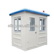 fiber reinforced plastic custom house