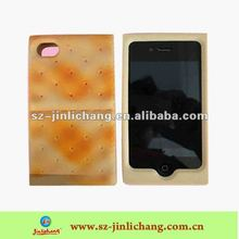 Attractive Candies Soda Biscuits Back Case for Iphone4s