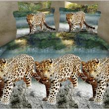 100 poly 7pcs comforter set 3d