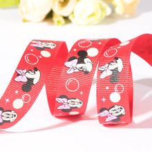 hot sale brand ribbon printed character ribbons