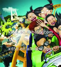 entertainment machines indoor play park 4d chiar 7d cinema for sale