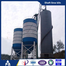 coal or coke fired green energy newly designed automatic quick lime kiln equipment price of china factory