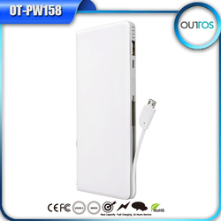 Mobile phone portable charger cheap promotional power bank for ipad 2