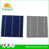 2015 hot sale good quality 6x6 inch (156x156mm )with high efficiency solar cell for panels,pv sheets made in Taiwan/Germany