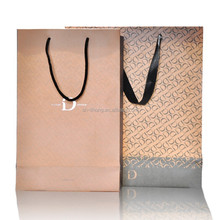 luxury brands paper bag factory in Guangdong