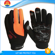 Full Finger Wholesale Cycling Gloves and UV Protective Motorcycle Gloves and Outdoor Exercise Sporting Gloves