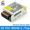 Factory direct sale 60W Constant Voltage switch power supply 24v With CE RoHS FCC