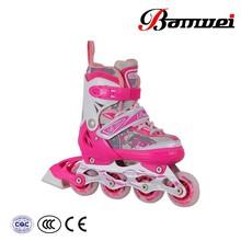 eccellente qualità alti vendita calda livello hot velocità inline skate pattini a rotelle