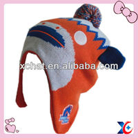 2013 fashion knitted winter animal hat